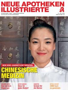 Neue Apotheken Illustrierte - Heft vom 15. Juli 2019
